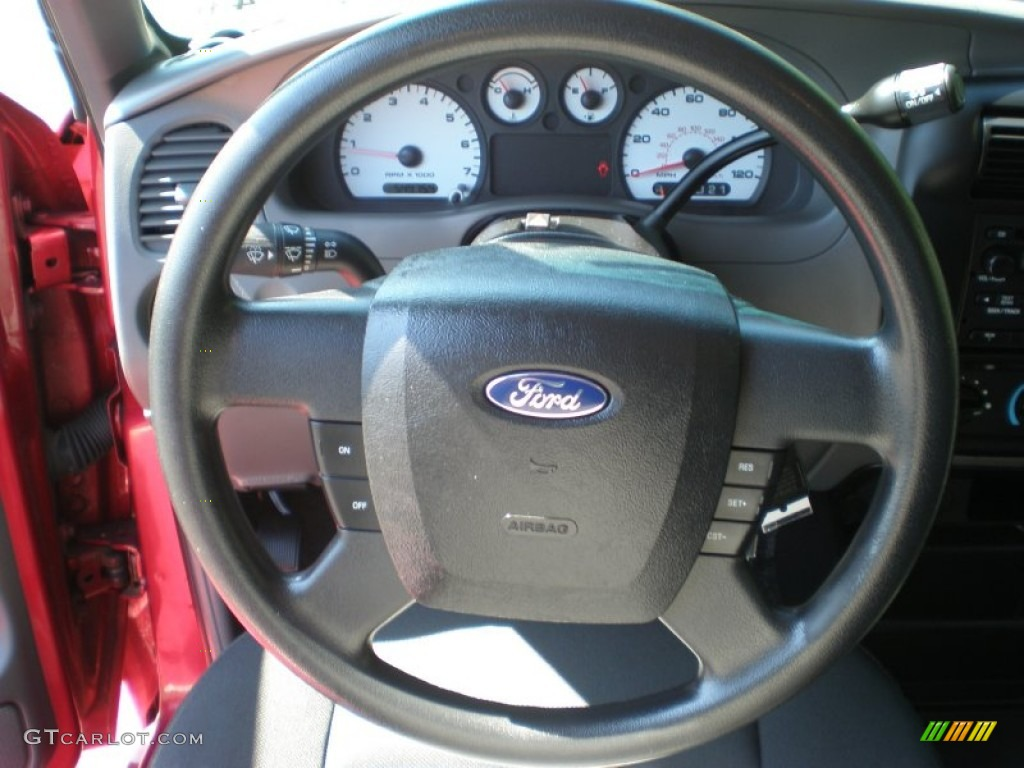 2007 ford ranger sport supercab steering wheel photos. Black Bedroom Furniture Sets. Home Design Ideas