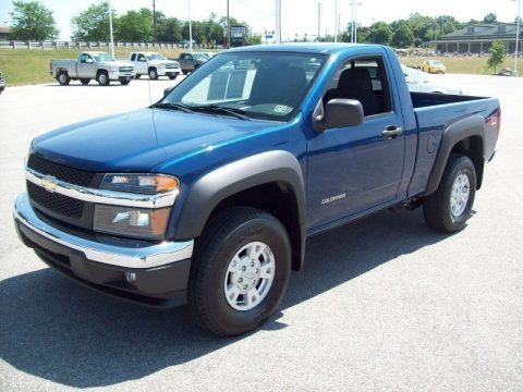 2005 Chevy Colorado Z71 4x4