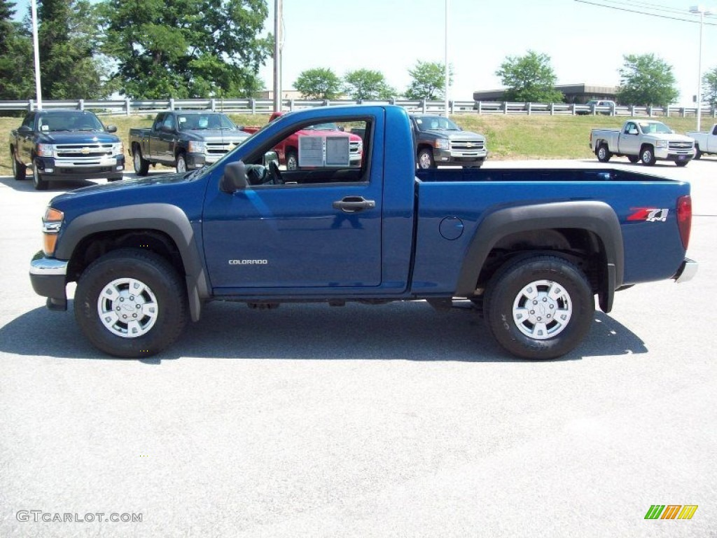2005 chevrolet colorado detailed pricing and. Black Bedroom Furniture Sets. Home Design Ideas