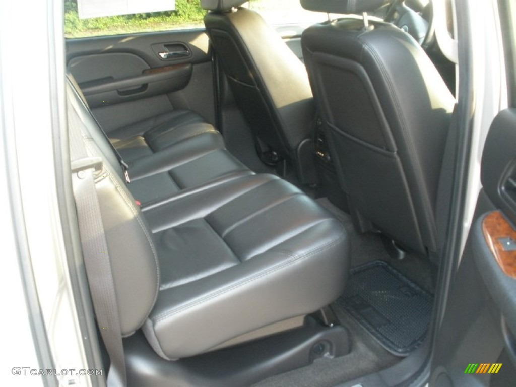 chevrolet avalanche interior ebony - photo #37