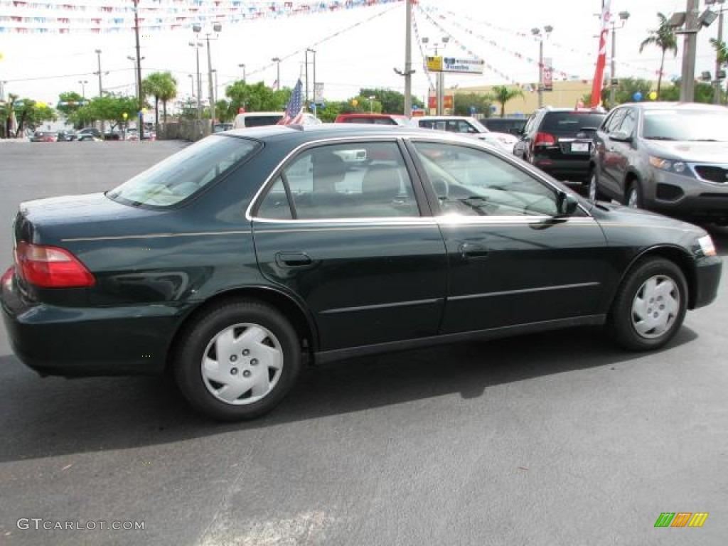 new dark green pearl 1998 honda accord lx v6 sedan exterior photo 51253571. Black Bedroom Furniture Sets. Home Design Ideas