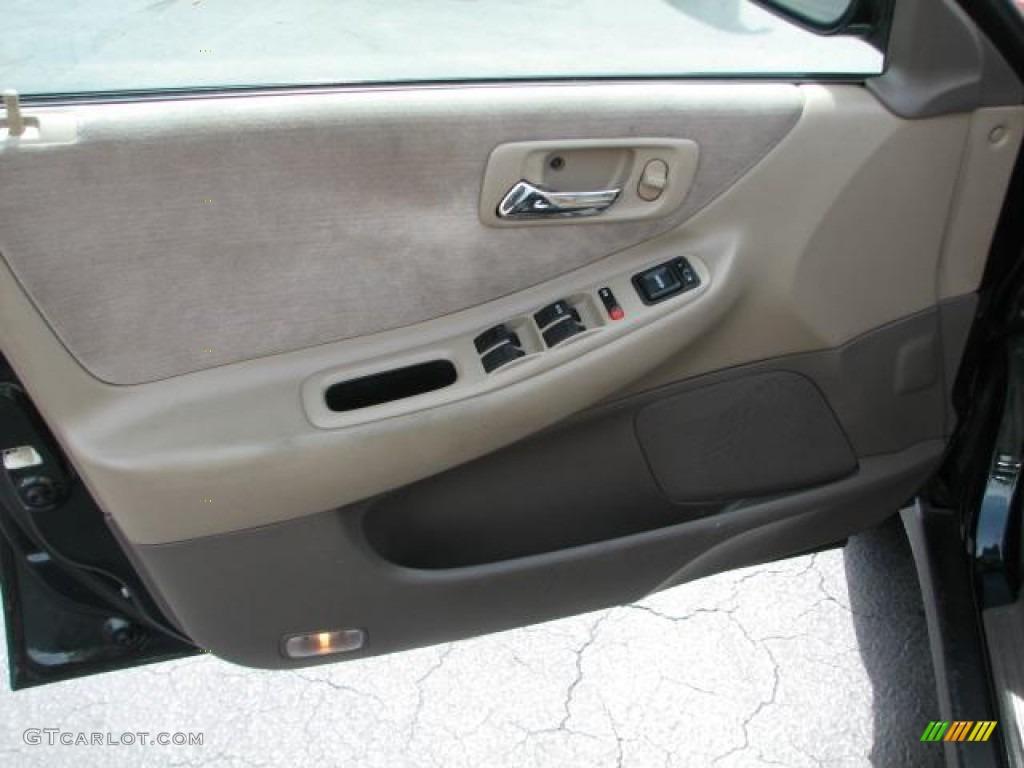 1998 Honda Accord Lx V6 Sedan Ivory Door Panel Photo 51253628