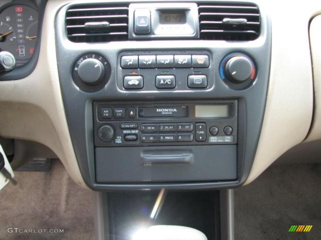 1998 honda accord lx v6 sedan controls photo 51253652. Black Bedroom Furniture Sets. Home Design Ideas
