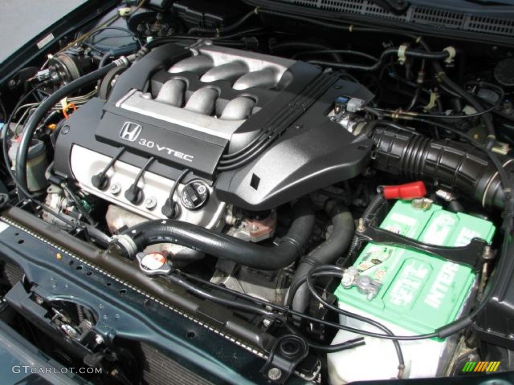 1998    Honda    Accord    LX    V6 Sedan    Engine    Photos   GTCarLot