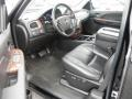 Ebony Interior Photo for 2008 Chevrolet Silverado 1500 #51254555