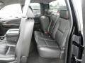 Ebony Interior Photo for 2008 Chevrolet Silverado 1500 #51254678