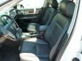 2008 White Suede Lincoln MKZ AWD Sedan  photo #8