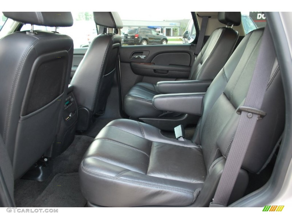 ... /Light Titanium Interior 2007 Chevrolet Tahoe LTZ Photo #51256139