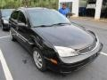 2005 Pitch Black Ford Focus ZX5 SE Hatchback  photo #1