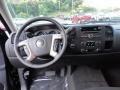 2011 Black Chevrolet Silverado 1500 LT Extended Cab 4x4  photo #11