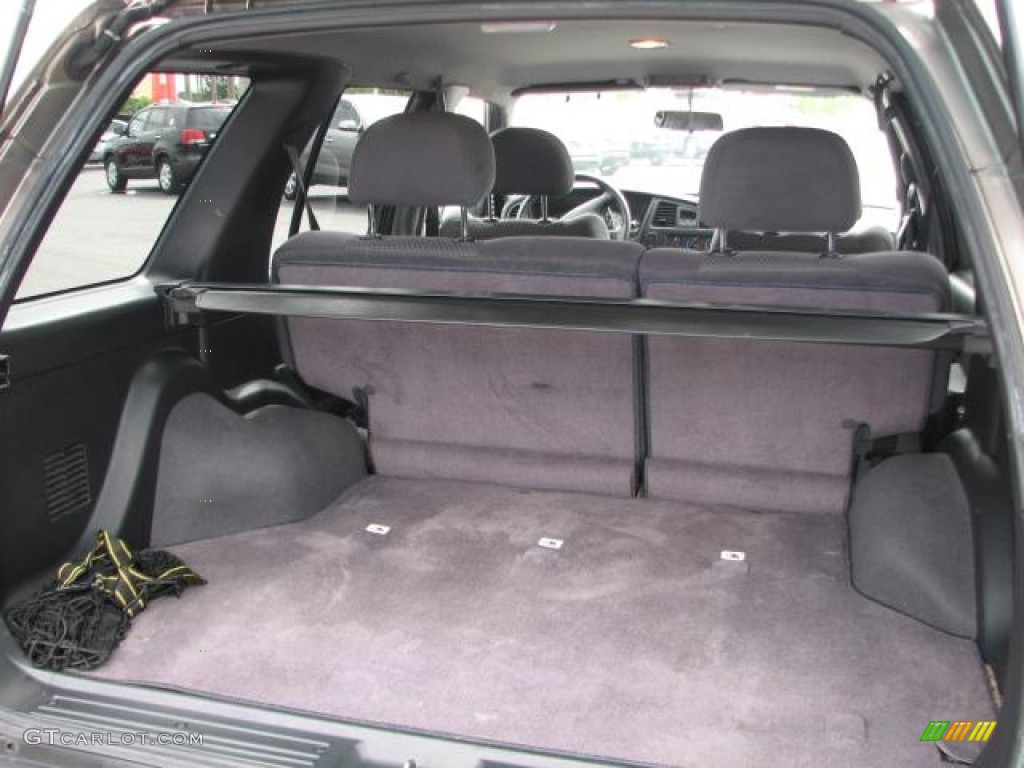 2002 Nissan Pathfinder Se Trunk Photo 51271280