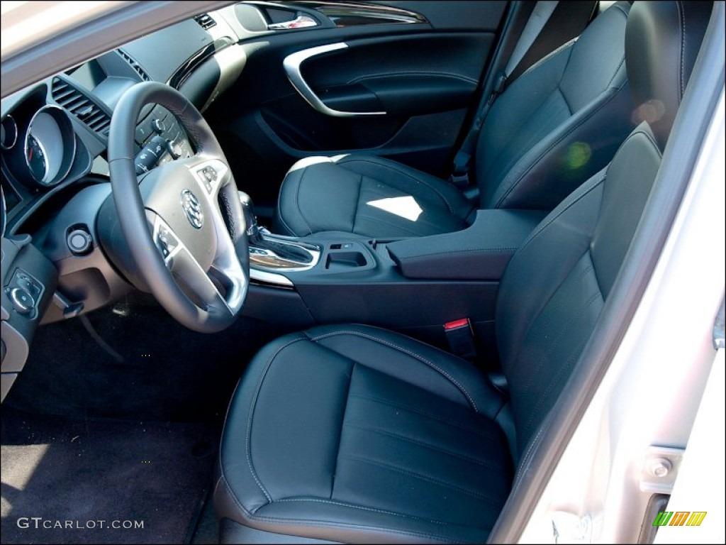 ebony interior 2011 buick regal cxl photo 51277540. Black Bedroom Furniture Sets. Home Design Ideas