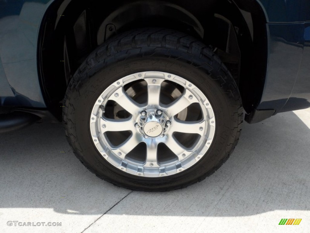 2007 Chevrolet Tahoe Z71 4x4 Custom Wheels Photos ...