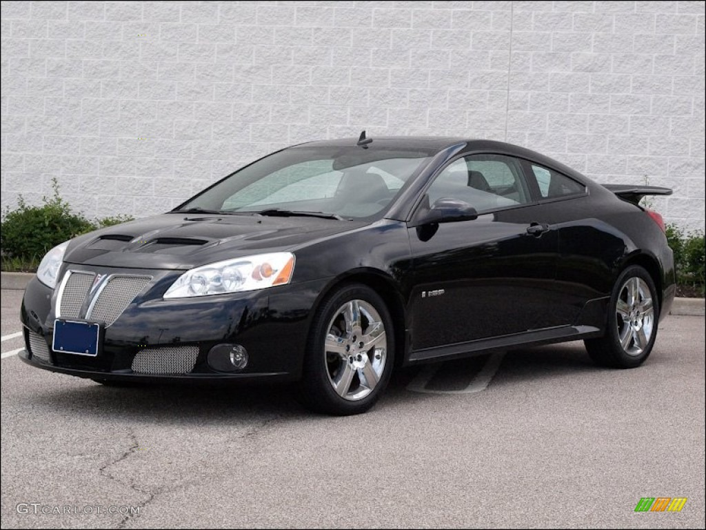 Black 2008 Pontiac G6 GXP Coupe Exterior Photo #51281542 | GTCarLot ...