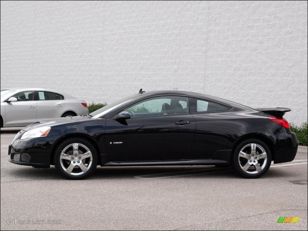 black 2008 pontiac g6 gxp coupe exterior photo 51281611. Black Bedroom Furniture Sets. Home Design Ideas