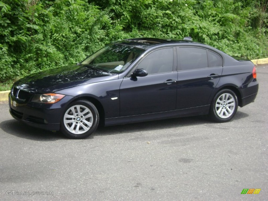monaco blue metallic 2006 bmw 3 series 325xi sedan exterior photo 51285473. Black Bedroom Furniture Sets. Home Design Ideas