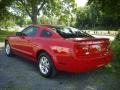 2007 Torch Red Ford Mustang V6 Premium Coupe  photo #3