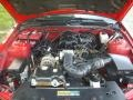 2007 Torch Red Ford Mustang V6 Premium Coupe  photo #12