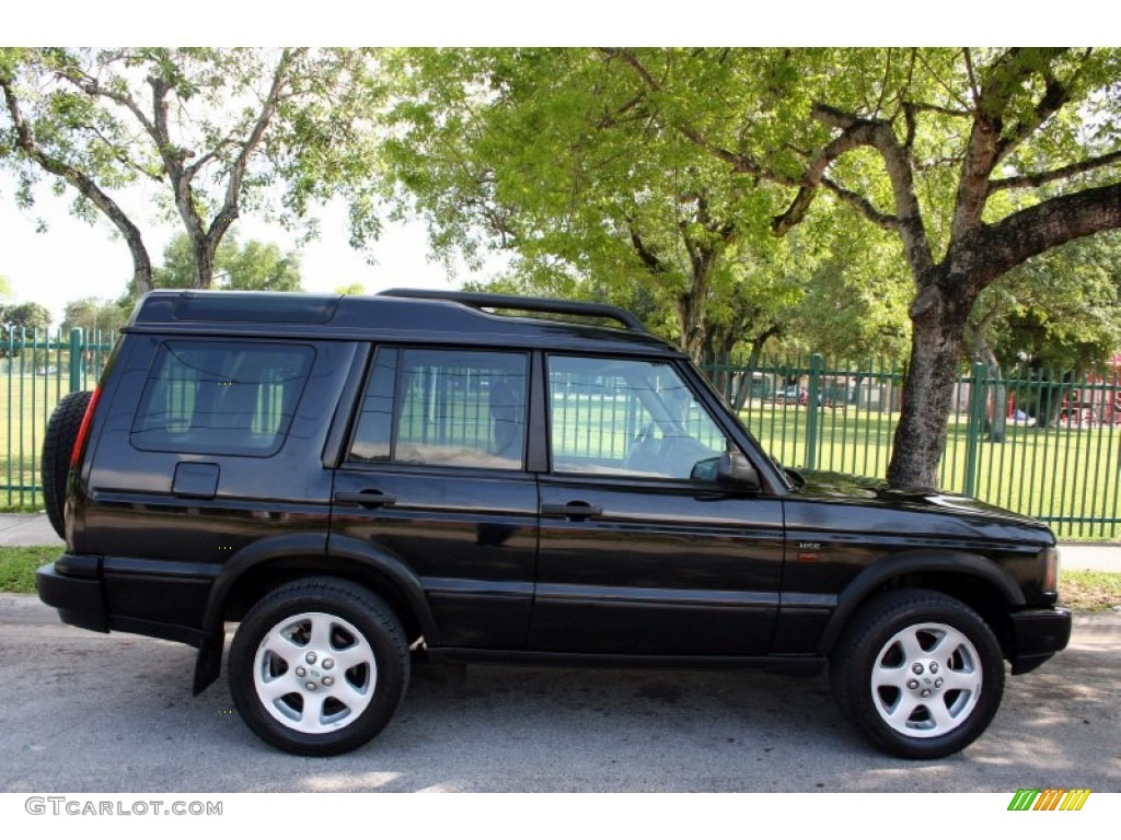 java black 2004 land rover discovery hse exterior photo 51301852. Black Bedroom Furniture Sets. Home Design Ideas