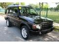 Java Black 2004 Land Rover Discovery Gallery