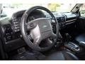 Black 2004 Land Rover Discovery Interiors