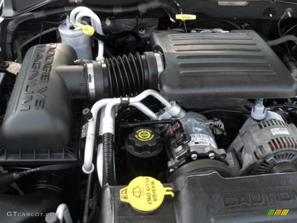 on 1991 Dodge Dakota V8