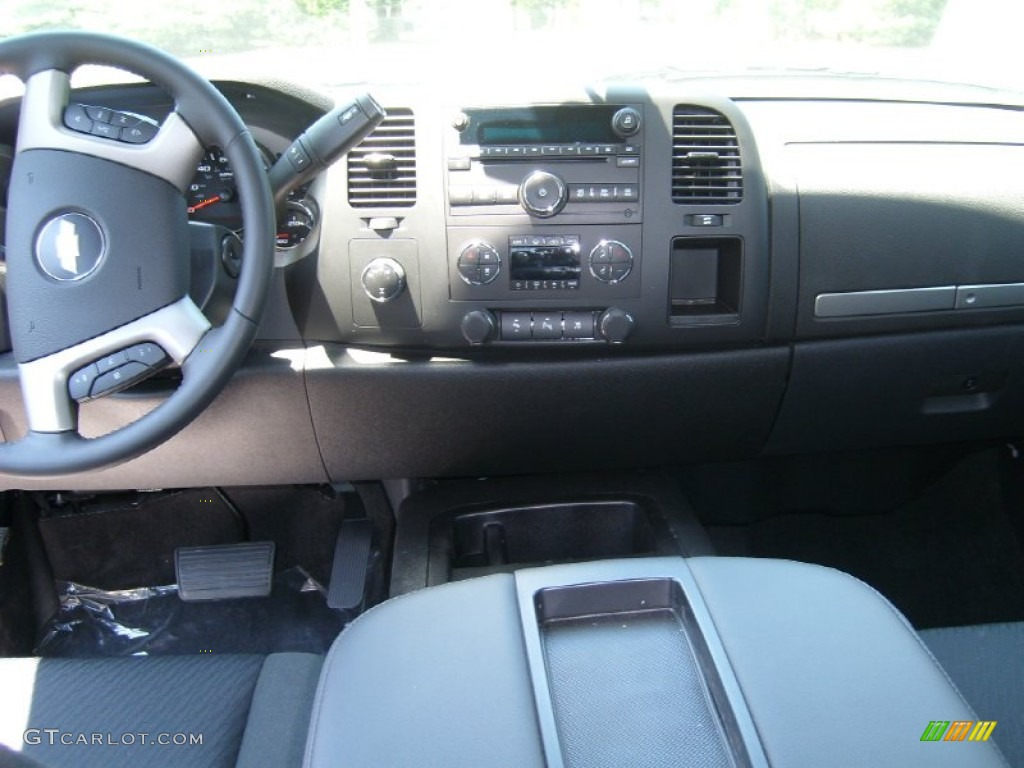 2011 Silverado 1500 LT Crew Cab 4x4 - Imperial Blue Metallic / Ebony photo #5