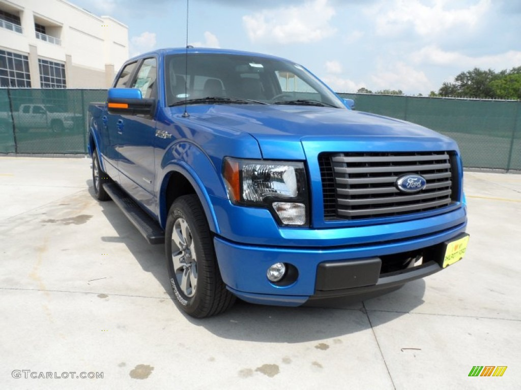 2011 blue flame metallic ford f150 fx2 supercrew 51288568 car color galleries. Black Bedroom Furniture Sets. Home Design Ideas