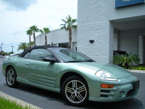 2003 Mitsubishi Eclipse Spyder GTS Data, Info and Specs
