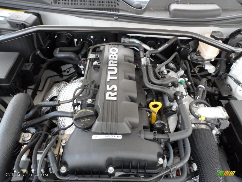 2011 Hyundai Genesis Coupe 2 0t R Spec 2 0 Liter