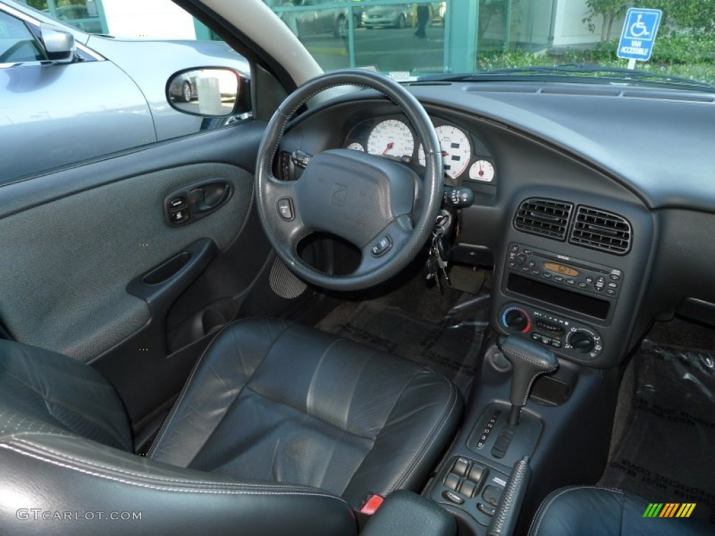 2001 Saturn S Series Sl2 Sedan Interior Photo  51319678