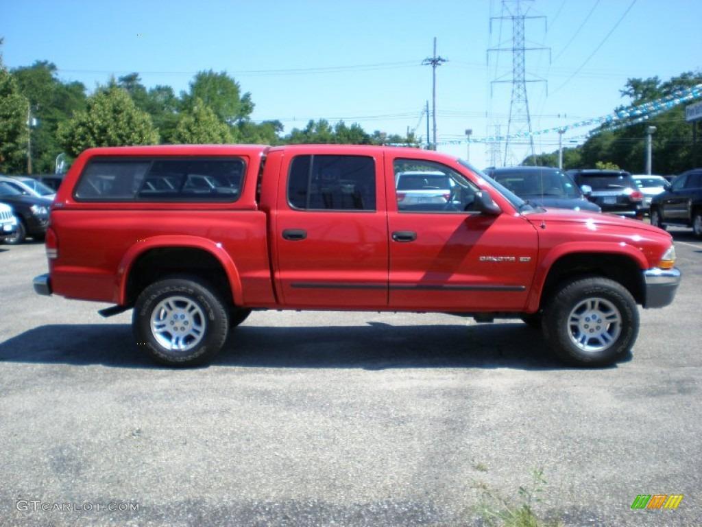 on 2004 Dodge Dakota Club Cab Sxt 4x4