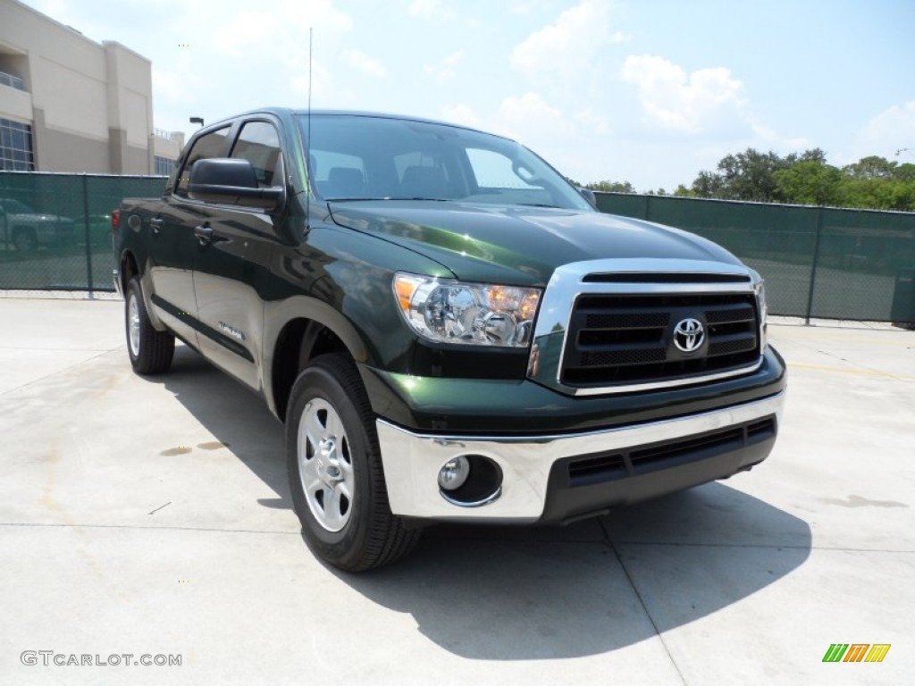 2011 spruce green mica toyota tundra crewmax 51288581 car color galleries. Black Bedroom Furniture Sets. Home Design Ideas