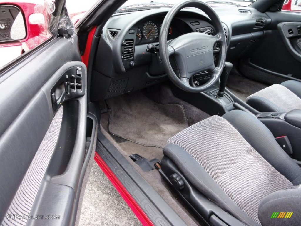 1992 Toyota Celica Gt S Coupe Interior Photo 51325081