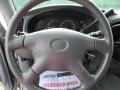 2002 Toyota Tundra Light Charcoal Interior Steering Wheel Photo