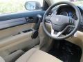 Ivory Steering Wheel Photo for 2011 Honda CR-V #51332634