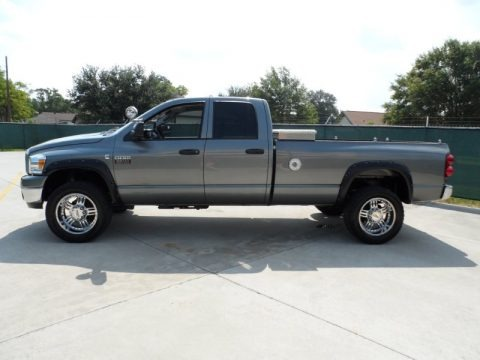 2008 Dodge Ram 3500 Lone Star Quad Cab 4x4 Data, Info and Specs