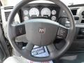 Medium Slate Gray Steering Wheel Photo for 2008 Dodge Ram 3500 #51334093