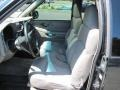 Medium Gray 2003 Chevrolet S10 Interiors