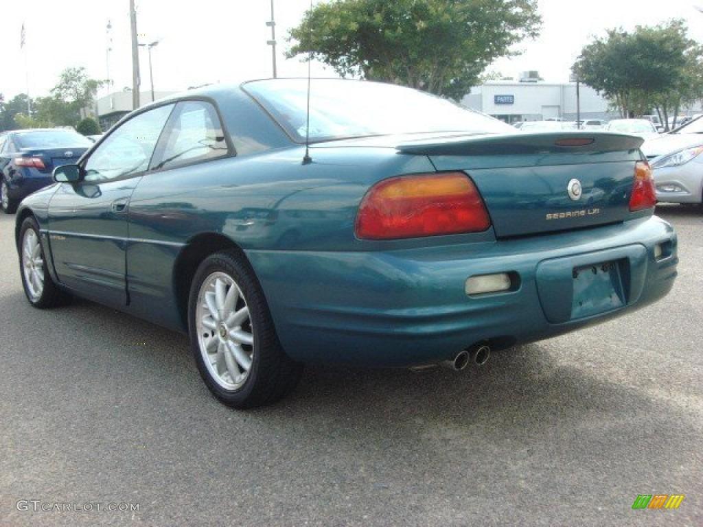 on 2002 Chrysler Sebring Lx Coupe