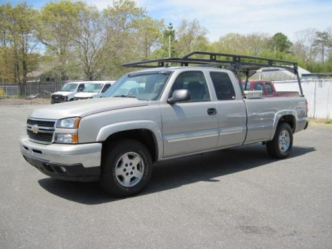 2007 chevrolet silverado 1500 classic lt extended cab 4x4. Black Bedroom Furniture Sets. Home Design Ideas