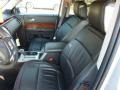 Charcoal Black Interior Photo for 2010 Ford Flex #51373268