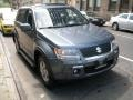 Azure Grey Metallic 2007 Suzuki Grand Vitara XSport 4x4