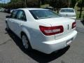 2008 White Suede Lincoln MKZ Sedan  photo #2