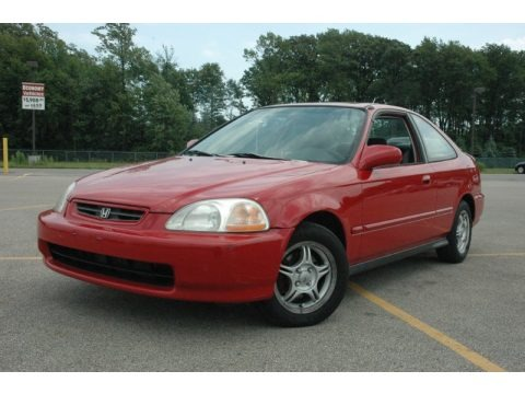1998 honda civic ex coupe  | gtcarlot.com