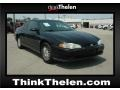 2000 Black Chevrolet Monte Carlo LS  photo #1
