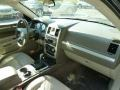Dark Khaki/Light Graystone Dashboard Photo for 2008 Chrysler 300 #51394625