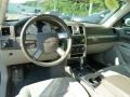 Dark Khaki/Light Graystone Dashboard Photo for 2008 Chrysler 300 #51394679