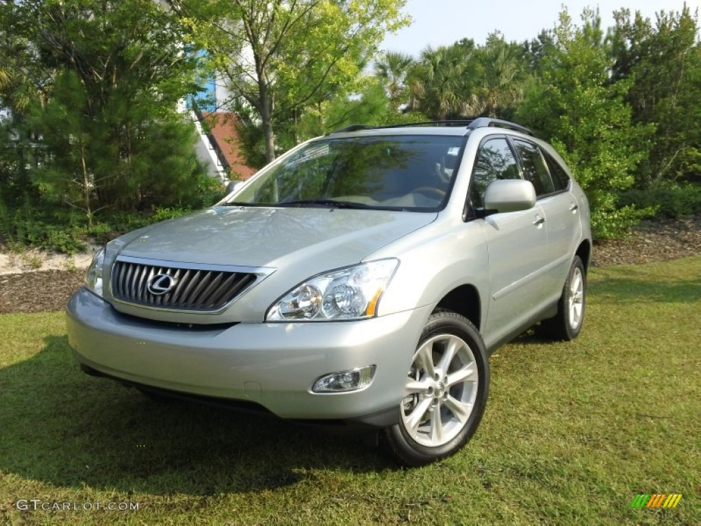 2009 bamboo pearl lexus rx 350 51288855 car color galleries. Black Bedroom Furniture Sets. Home Design Ideas