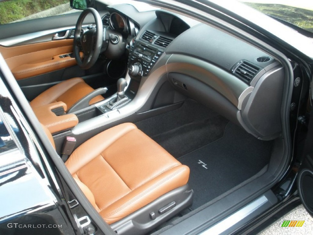 Acura Tl Brown Interior >> Umber Brown Interior 2010 Acura TL 3.7 SH-AWD Technology ...